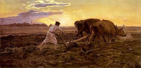 Pańszczyzna i dziesięcina – powinności mieszkańców Chronowa